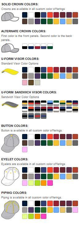 PTS 65 Colors